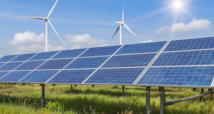 Lokaal eigendom van windmolens en zonnevelden