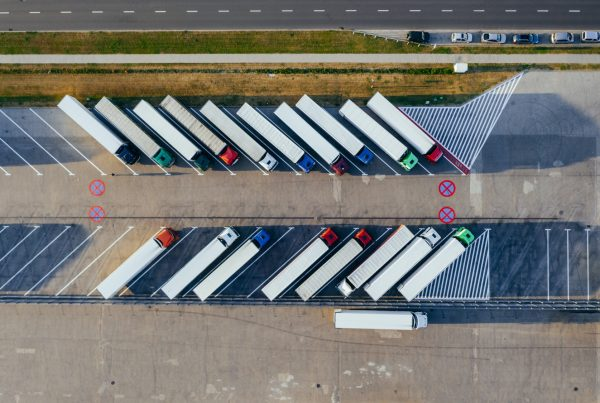 Met CEF-subsidie bouwen we fullservice truckparkeerplaatsen