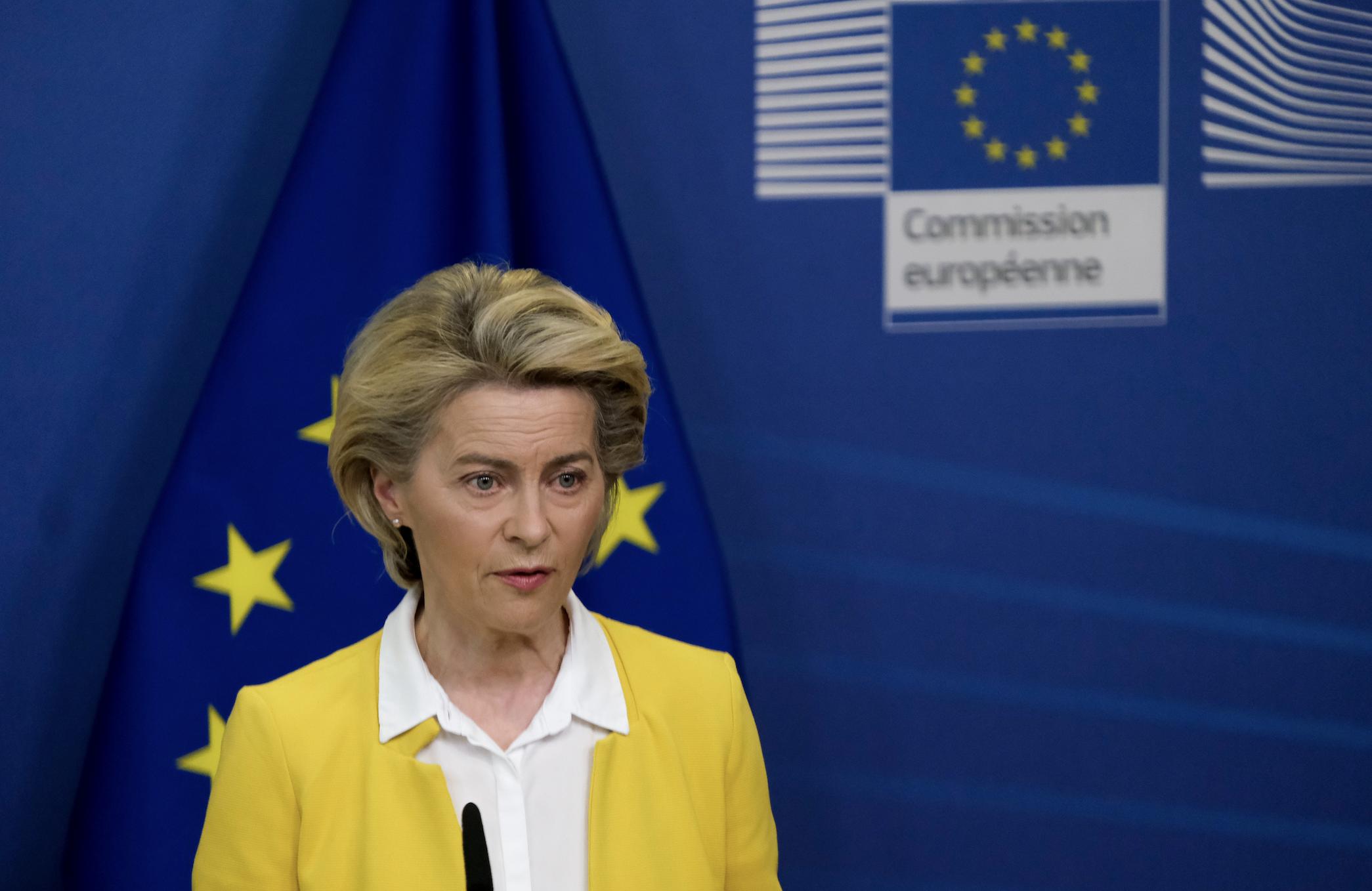 Dit betekent de 'Europese troonrede' over de Staat van de Unie voor u